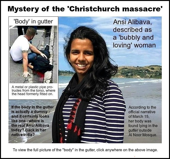 Mystery of the Christchurch massacre
