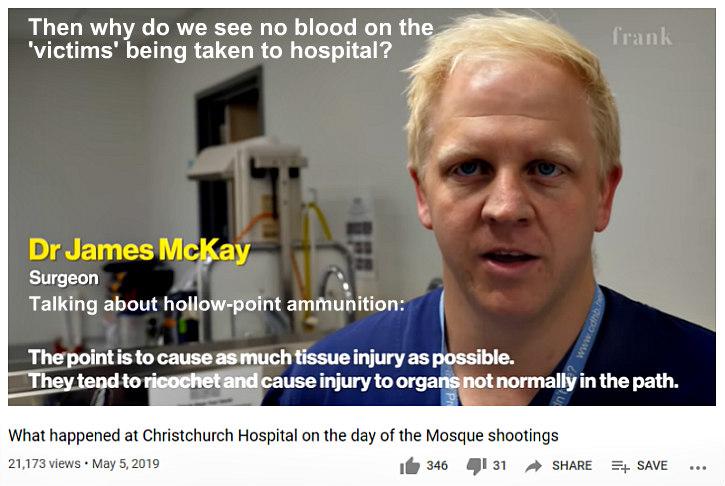 Christchurch surgeon James McKay