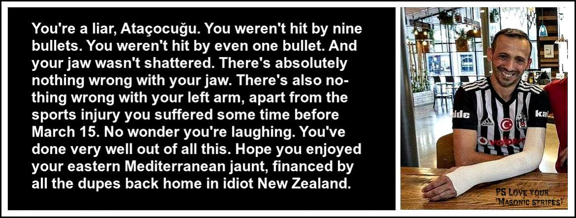 Temel Ataçocuğu laughing